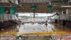 Les images de la dévastation causée par l'ouragan Michael après son passage en