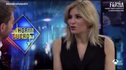 La inesperada confesión de Sandra Golpe en 'El