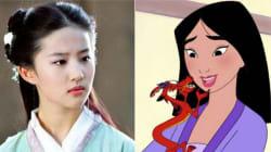 Liu Yifei ha superato un provino in 5 paesi per essere la Mulan