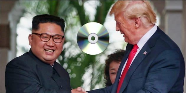 Donald Trump a offert à Kim Jong-Un un cadeau très symbolique
