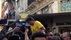 L'auteur de l'agression sur le candidat d'extrême droite au Brésil dit avoir agi