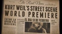 'Street Scene', ¿opera o musical? Sencillamente, una obra