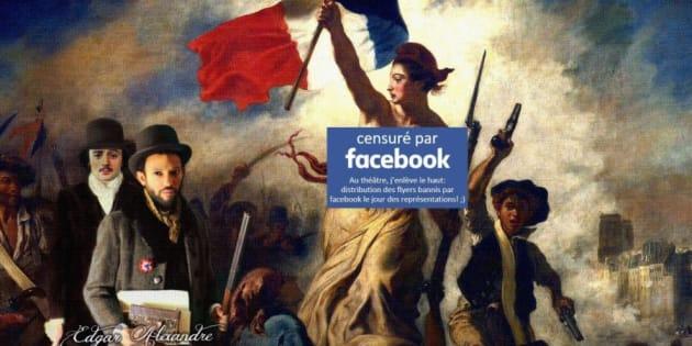 Facebook censure les seins nus de