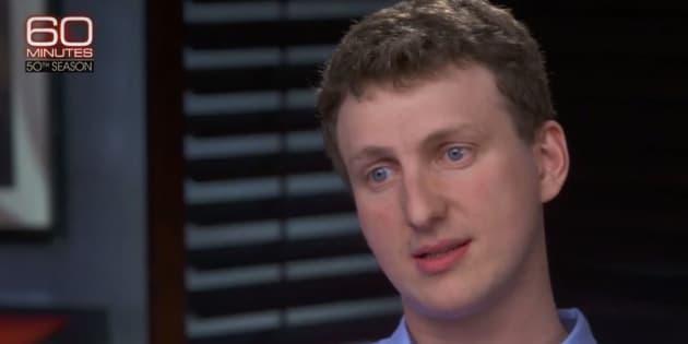 Aleksandr Kogan en entrevista en el programa de televisión 60 Minutes.
