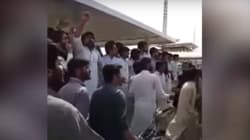 Watch: Mob That Killed Pakistan Student Mashal Khan For Alleged Blasphemy Celebrates His
