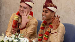 One Of The First Muslim Same-Sex Marriages Takes Place In The