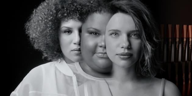 Bruna Linzmeyer, Mc Carol e Candy Mel