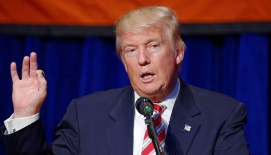 Trump cancela viaje de delegación de EU a Davos por cierre de