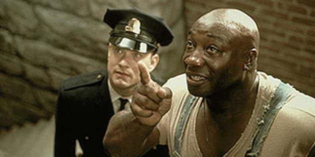 Imagen de la película 'La milla verde'.