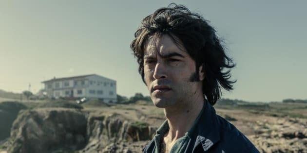 Javier Rey en el papel de Sito Miñanco, protagonista de 'Fariña'.
