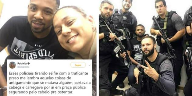 Rogério 157 é preso em operação das Forças de Segurança no Rio