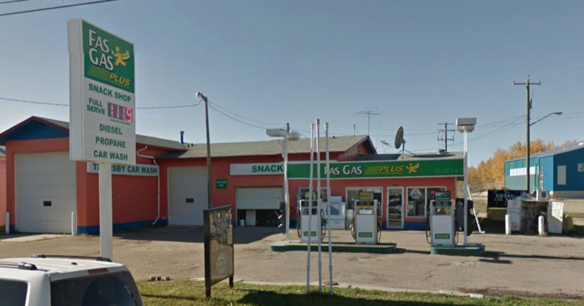 Thorsby, Alberta Gas Station Attendant Killed In 'Gas And ...