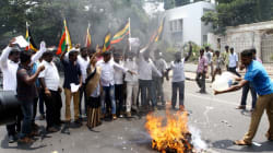 Tamil Fringe Group Burns Rajinikanth's Effigy, Protests Against His Alleged Entry Into