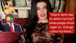 Rakhi Sawant, Unabashed Champion Of Women, Has A Message For Donald