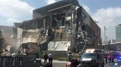 Responsables del colapso de Plaza Artz alcanzarían hasta seis años de