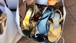 Accusée d'avoir jeté des chaussures encore utilisables, cette marque de chaussures se justifie