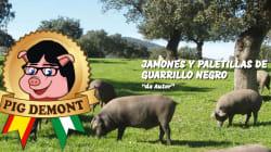La Oficina de Patentes y Marcas prohíbe utilizar el nombre Pig Demont a una empresa