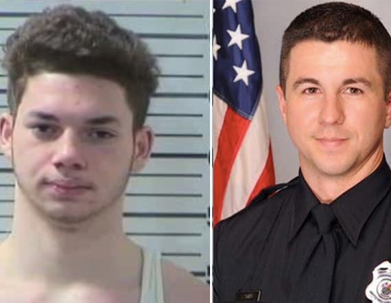 Teen to be charged in officer's fatal shooting