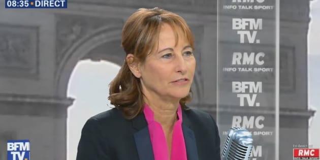 Aux législatives, Ségolène Royal a voté pour une candidate En Marche!