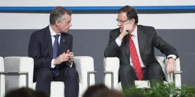 Urkullu y Rajoy