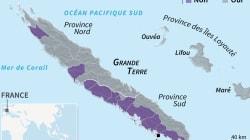 Ce que la carte des résultats du référendum en Nouvelle-Calédonie dit de