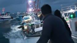 Des pêcheurs expliquent les affrontements entre Français et Anglais dans la