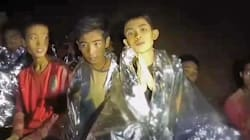 Thailand Cave Rescue Sees Boys Given Crash Course In Swimming And
