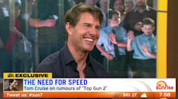 Get The Volleyball Ready, Tom Cruise Confirms 'Top Gun 2' Could Start Filming Within A