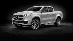 Mercedes Has Designed A Ute And It Looks Pretty Fair