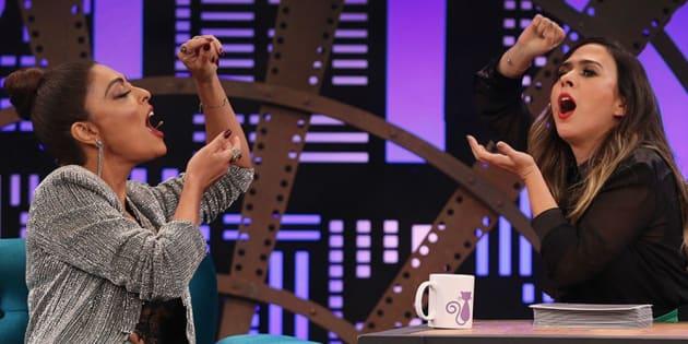 Atriz Juliana Paes é uma das convidadas da terceira temporada de 'Lady Night'.