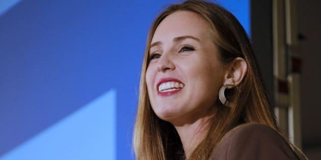 """Melisa Rodríguez (Cs): """"El nuevo retraso en la firma del convenio de carreteras demuestra que para el PSOE y para Ábalos Canarias no es una prioridad"""""""