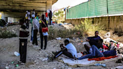 MSF denuncia la situación de los inmigrantes llegados a Ventimiglia (Italia) tras el cierre de