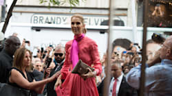 Céline Dion Launches Glorious Bag Line, And Randomly Channels