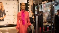Céline Dion 100% généreuse pour le lancement de sa ligne de