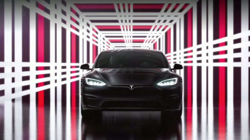 Tesla Model S Plaid: It's 'kick-ass,' Musk says at live event