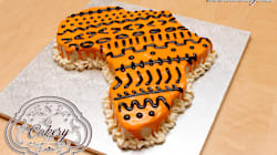 Afro Cakes Are The