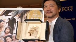 是枝裕和監督、『万引き家族』は「スイミーを読んでくれた女の子に向けて作っていると今わかった」