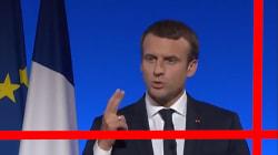 Si on écoute Macron, tout est réuni pour que la France frappe de manière imminente en