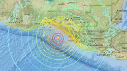 Au moins 61 morts au Mexique après un séisme de magnitude