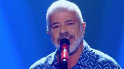 Lulu Santos faz declaração de amor para namorado no The Voice Brasil: 'Alma
