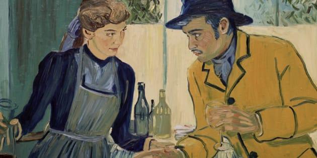 """""""La passion Van Gogh"""" est une prouesse technique, mais c'est aussi une quête de vérité sur une disparition qui fait toujours débat."""