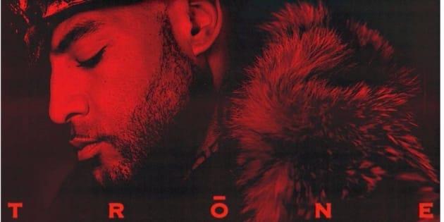 """Booba règle ses comptes dans son album """"Trône"""" qui sort ce 1er décembre."""