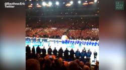 France-Suède: les images du stade Pierre Mauroy en