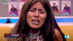 Cabreo con Telecinco por chantajear a Isabel Pantoja con su hija en 'GH