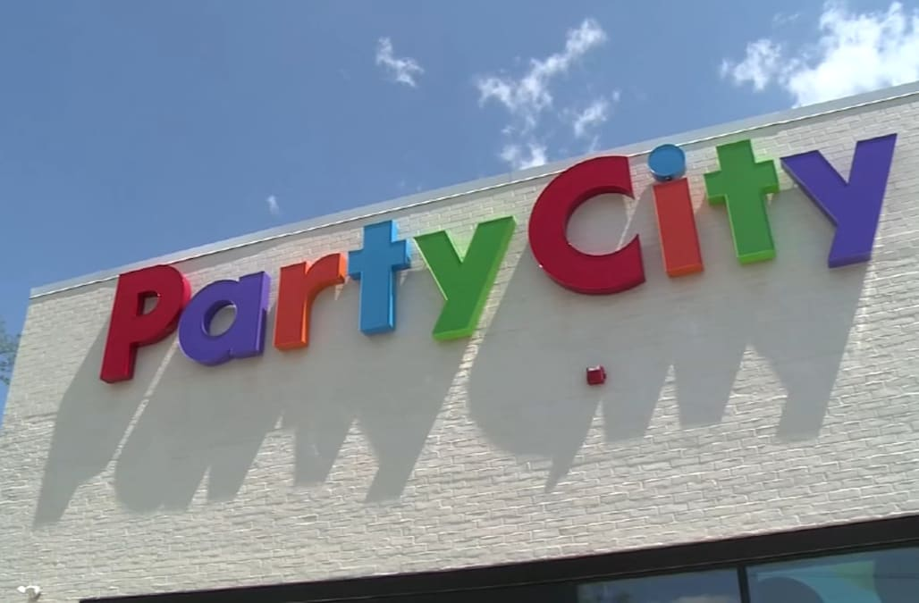 Party City is closing 45 stores amid a global helium