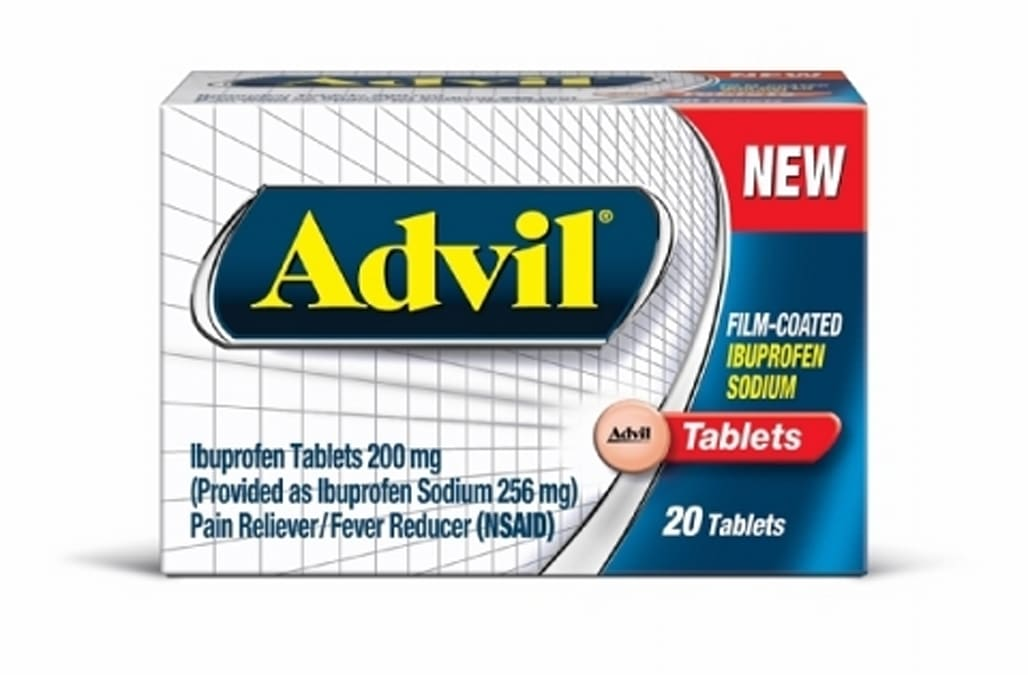Introducing New Advil® Film Coated Tablets - Designed to