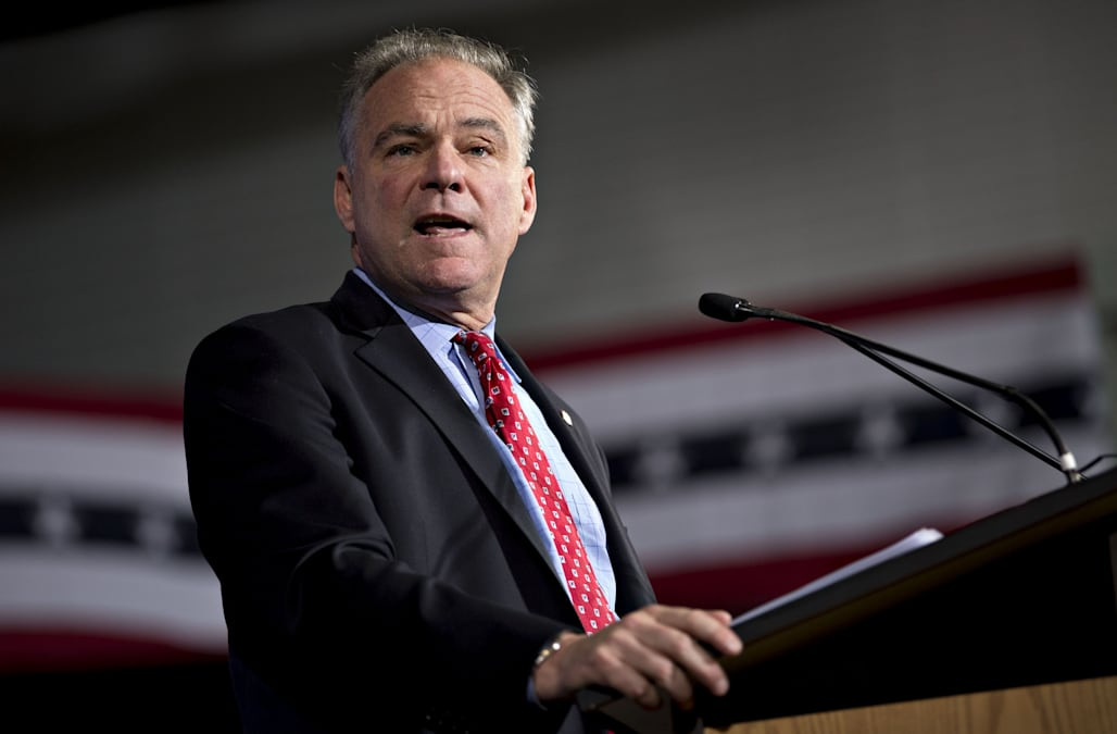 tim kaine offers solutions - 1028×675