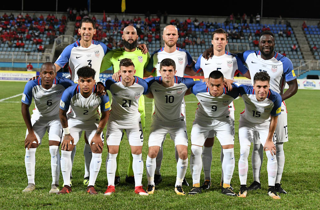 United States men's soccer team fails to qualify for 2018 World ...