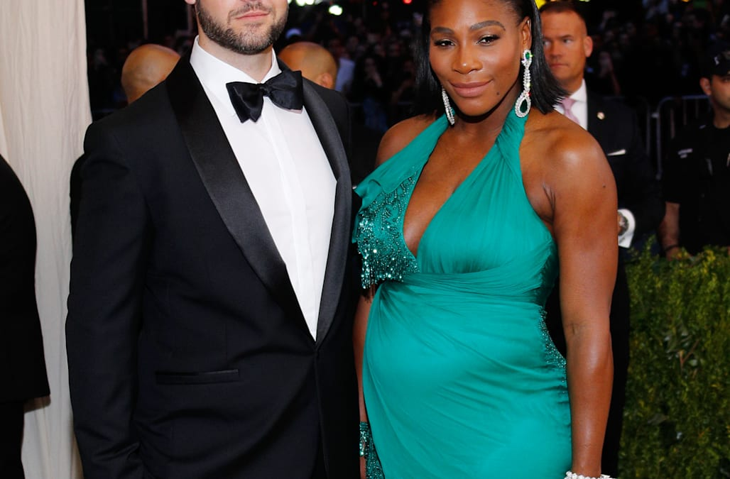 Serena Williams\' fiance Alexis Ohanian says she\'ll be an \'awesome ...