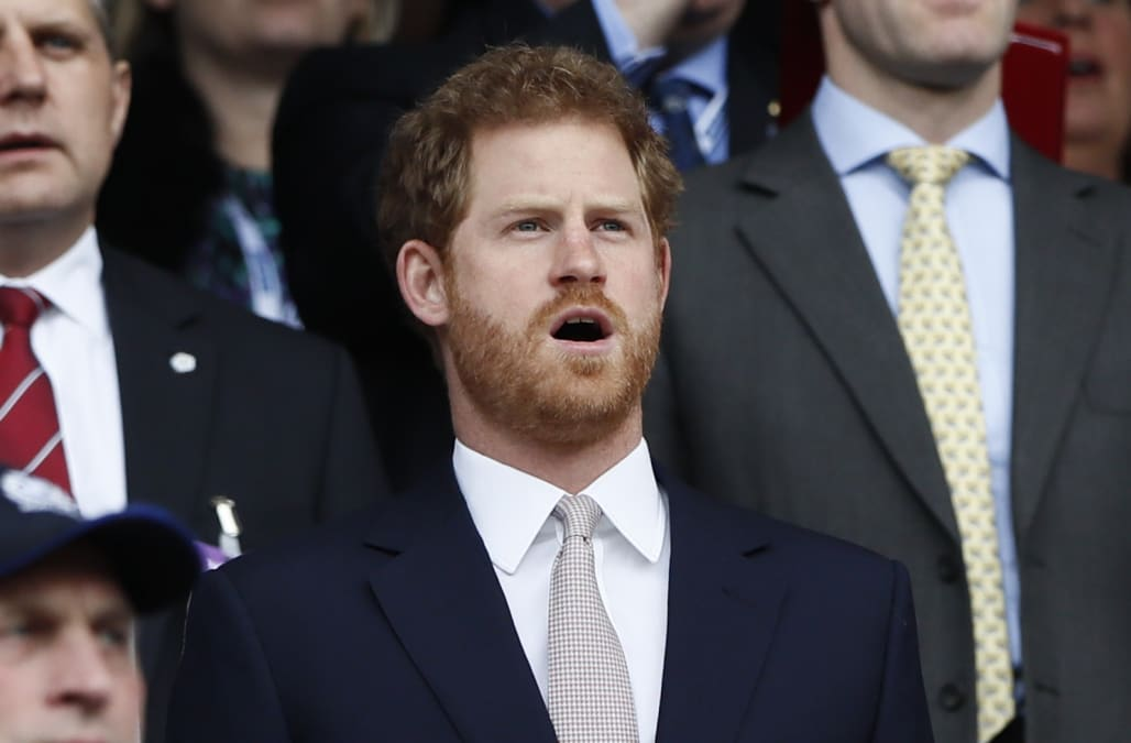 Princess Diana S Former Lover Addresses Rumors That He Is Prince Harry Biological Father